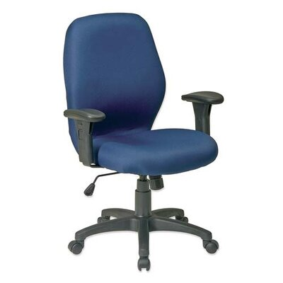 Lorell Lorell High Performance Ergonomic Chairs, Black