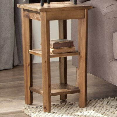 Alaterre Renewal End Table Image