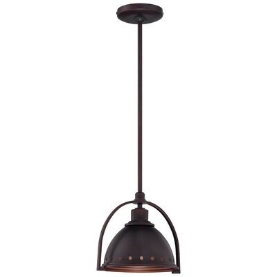 Minka Lavery 1 Light Mini Pendant Reviews Wayfair