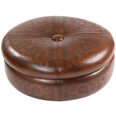 New World Trading Colonial Super Jumbo Ottoman