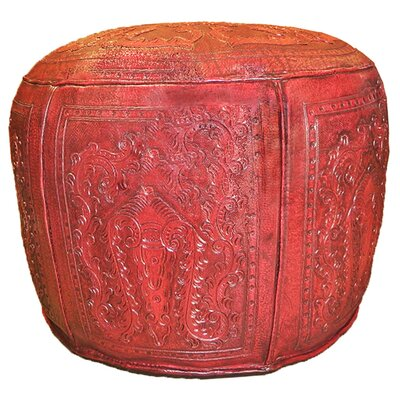 New World Trading Colonial Cotton Ottoman