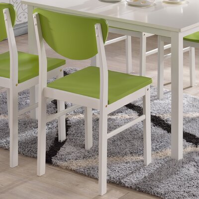 InRoom Designs Side Chair (Set of 4)