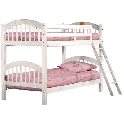 InRoom Designs Twin Bunk Bed