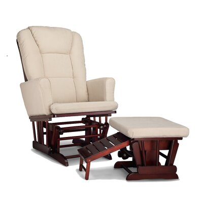 Graco Sterling Nursing Glider & Ottoman