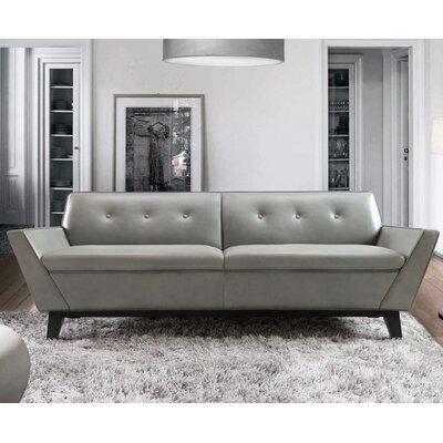 Moroni Wegner Leather Sofa