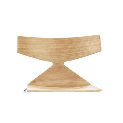 Arper Saya Wood Shell for 4-Leg Base