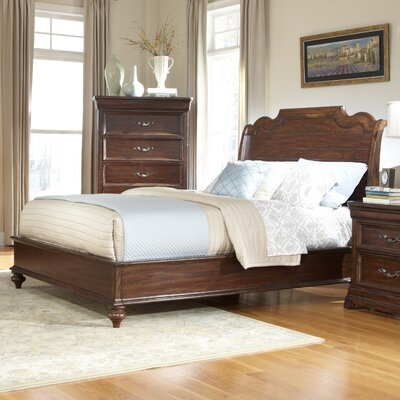 American Woodcrafters Signature Platform Bed