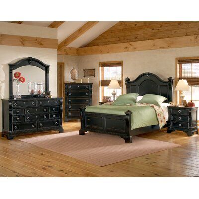 One Allium Way Wallace Panel Customizable Bedroom Set