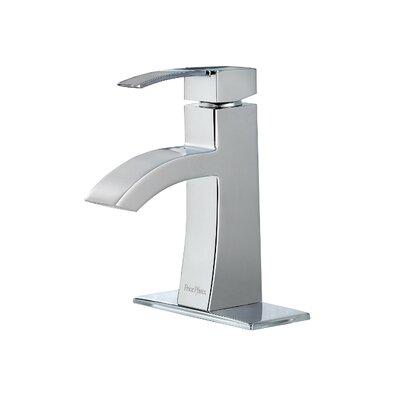 pfister bernini single handle single hole standard bathroom faucet