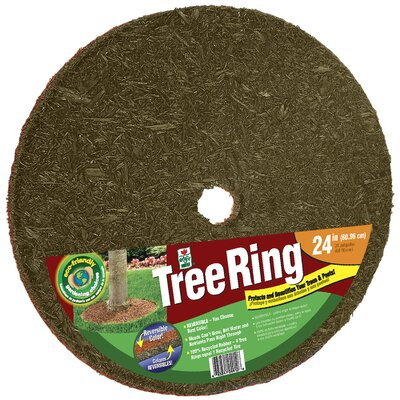 Perma Mulch Perma Mulch Tree Ring Amp Reviews Wayfair