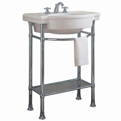 retrospect console table with bathroom sink reviews wayfair