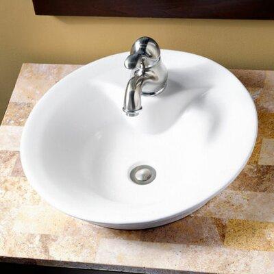 American Standard Morning Above Counter Bathroom Sink