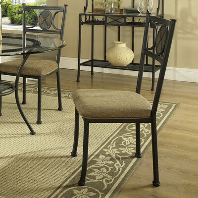 Steve Silver Furniture Carolyn Side Chair (Set of 4)