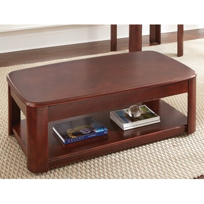 Steve Silver Furniture Lidya Coffee Table with Lift Top