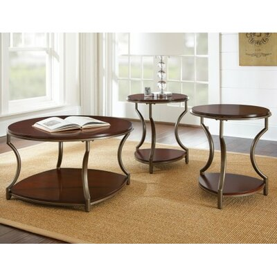 Steve Silver Furniture Maryland Coffee Table Set