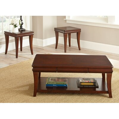 Red Barrel Studio Grange 3 Piece Coffee Table Set