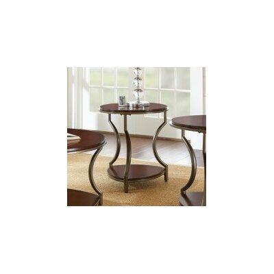 Steve Silver Furniture Maryland End Table Reviews Wayfair