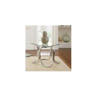 Steve Silver Furniture Leonardo End Table Reviews