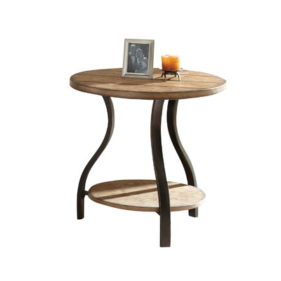 August Grove Bess End Table
