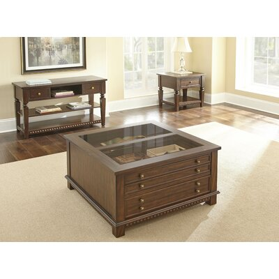 Darby Home Co Roanoke Square Coffee Table..