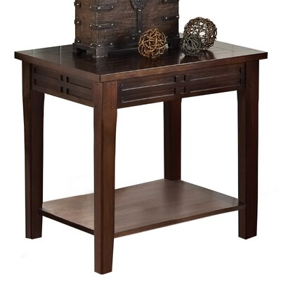 World Menagerie Riverside End Table