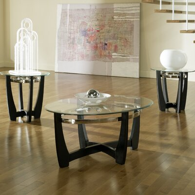Brayden Studio 3 Piece Coffee Table Set