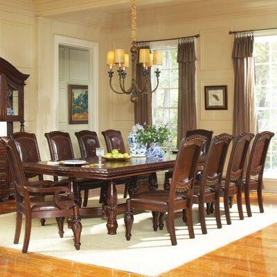 Steve Silver Furniture Antoinette Extended Leg Dining Table