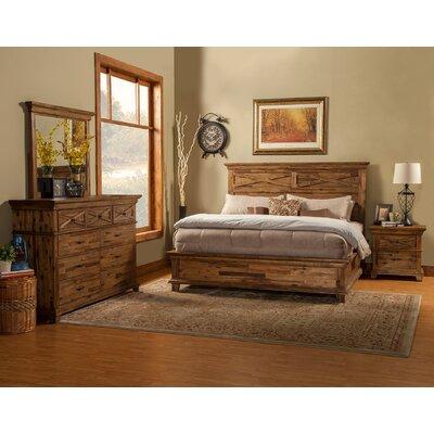 Alpine Furniture St. James Panel Customizable Bedroom Set