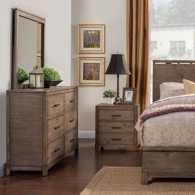 Mercury Row Pax 6 Drawer Dresser