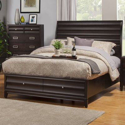 Darby Home Co Crystal Platform Bed