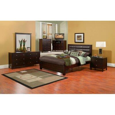 Andover Mills Arrowwood Platform Customizable Bedroom Set