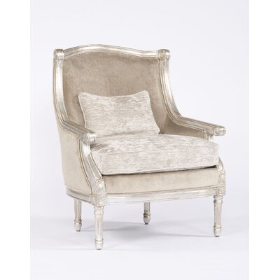Paul Robert Gracious Cisse Arm Chair