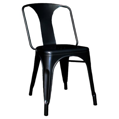 Buffalo Tools AmeriHome Metal Side Chair (Set of 2)