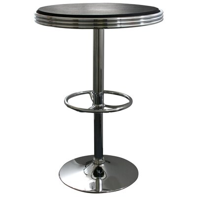 Buffalo Tools AmeriHome Soda Fountain Pub Table