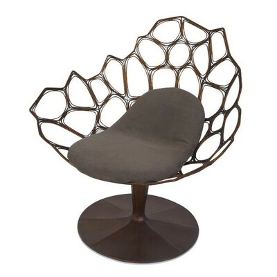 Oggetti Mosaico Swivel Arm Chair