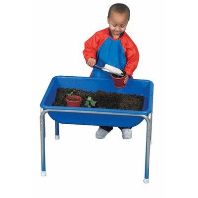 factory sensory 2 ft rectangle sand u0026 water table wayfair - Childrens Factory