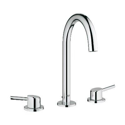Grohe Concetto Double Handle Widespread Bathroom Faucet Reviews Wayfair