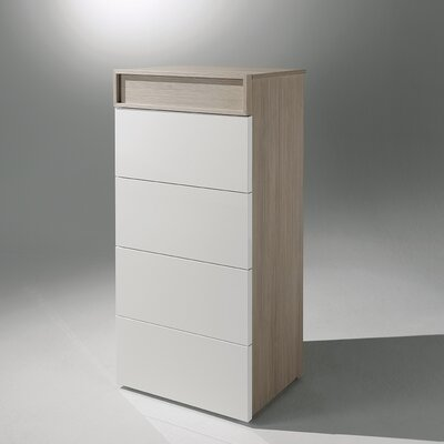 YumanMod Astor 5 Drawer Chest