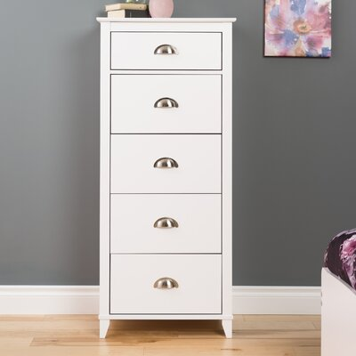 Breakwater Bay Mansfield 5 Drawer Chest