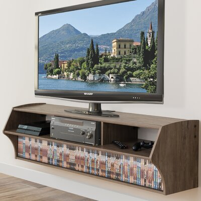 Andover Mills Reuben Wall Mounted TV Stand