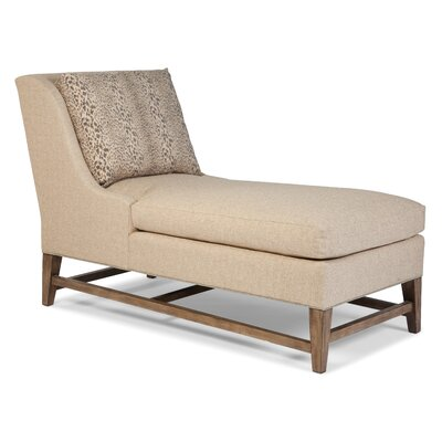 Fairfield Chair Transitional Pillow Back Chaise ..