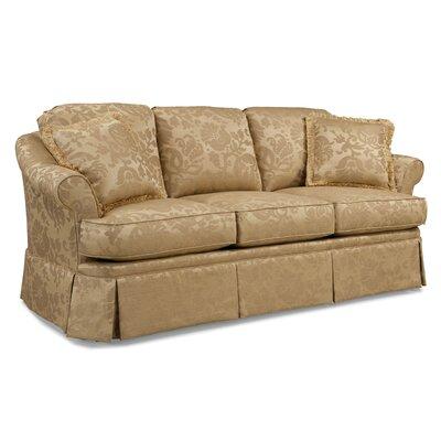 Fairfield Chair Traditional 3 Cushion Sofa