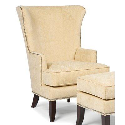Fairfield Chair Transitional Wingback Chair