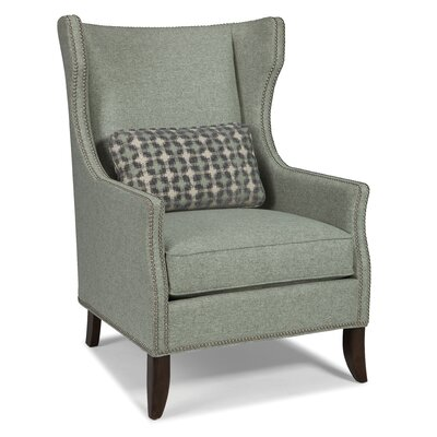 Fairfield Chair Transitional Wingback Chair