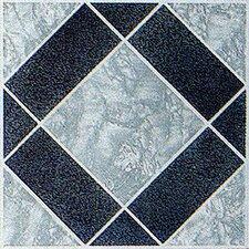 Home Dynamix Vinyl Floor Tiles Ceramic/Porcelain Tile Look Vinyl Flooring You'll Love ...
