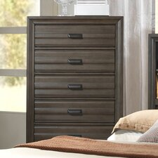 Eddison 5 Drawer Lingerie Chest by Wildon Home ®