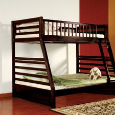 Wildon Home Dakota Twin Over Full Bunk Bed Kaipama Coloe
