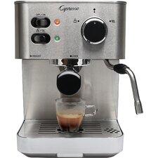 capresso ec pro professional espresso cappuccino machine