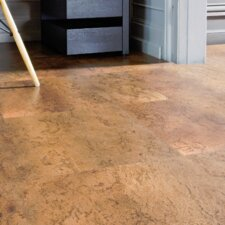 Cork flooring you 39 ll love wayfair for Engineered cork flooring
