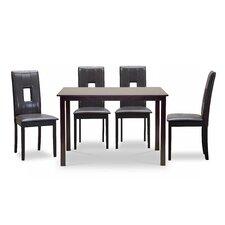Baxton Studio Bellar Parsons Chair (Set of 2) byWholesale Interiors